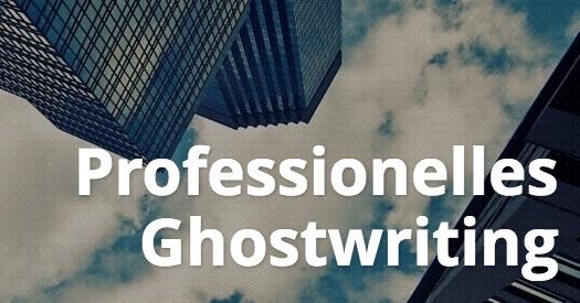 Ghostwring NG – Ghostwriting der nächsten Generation