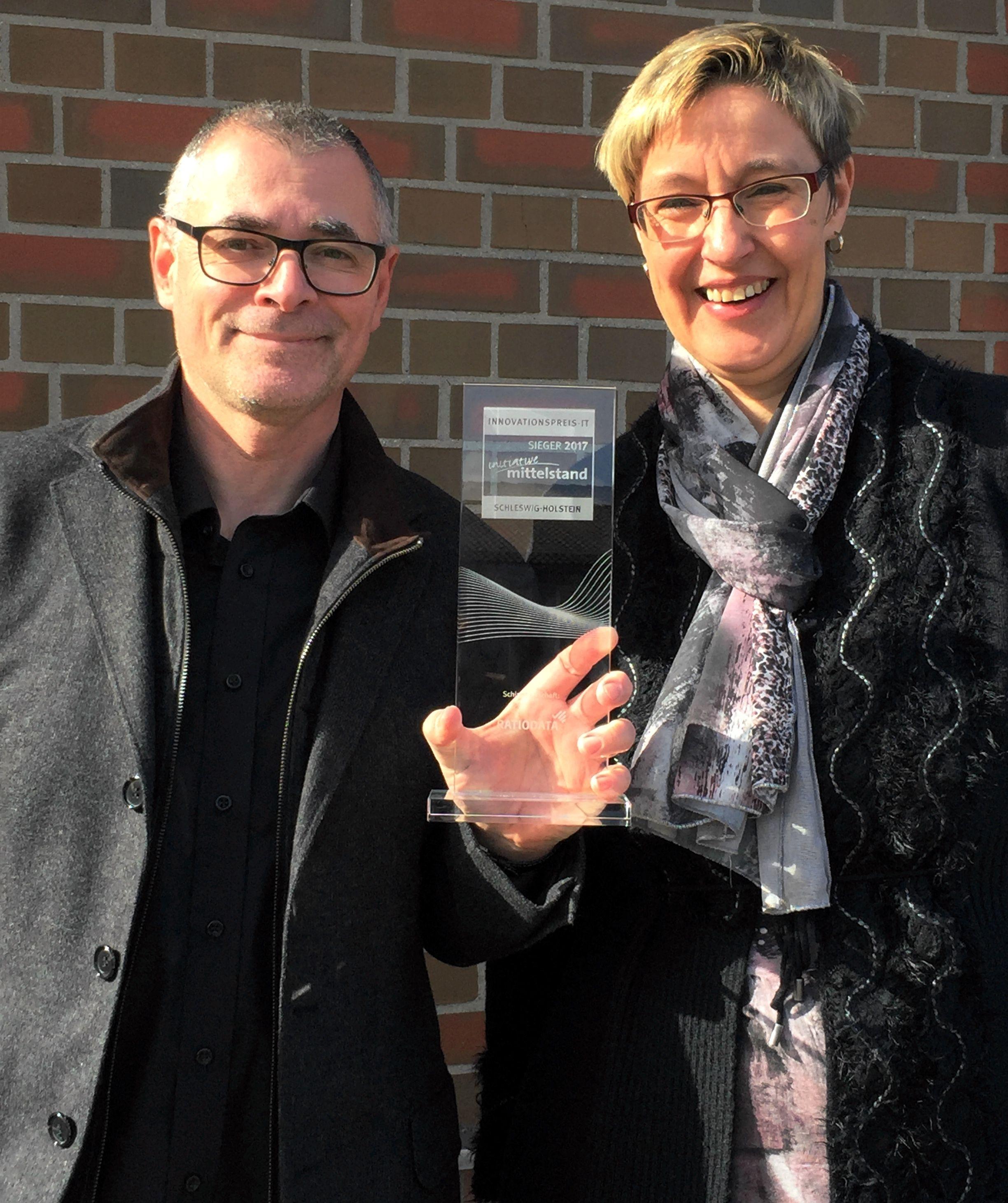 Innovationspreis für Business-Software McBüro