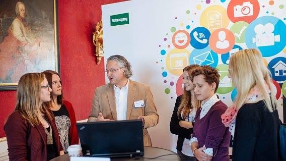 Denken Sie beim Karriereforum Salzburg 2016 auch an Ihr Online Profil!