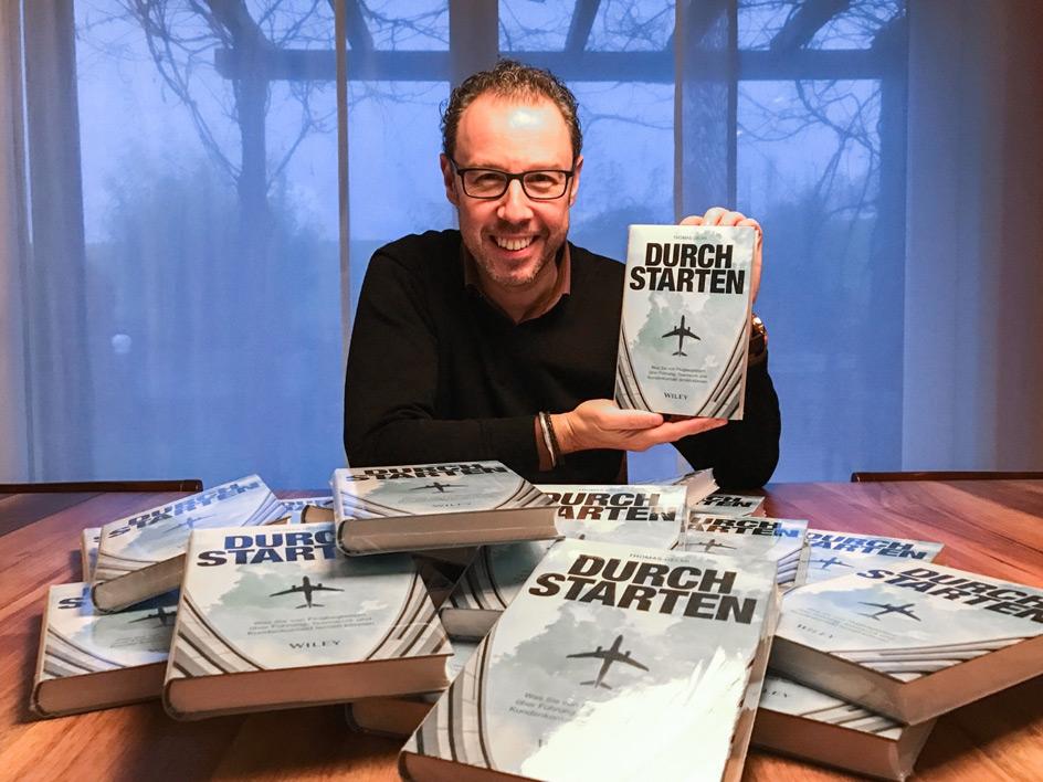 Durchstarten – das neue Buch von Thomas Gelmi ab sofort im Handel