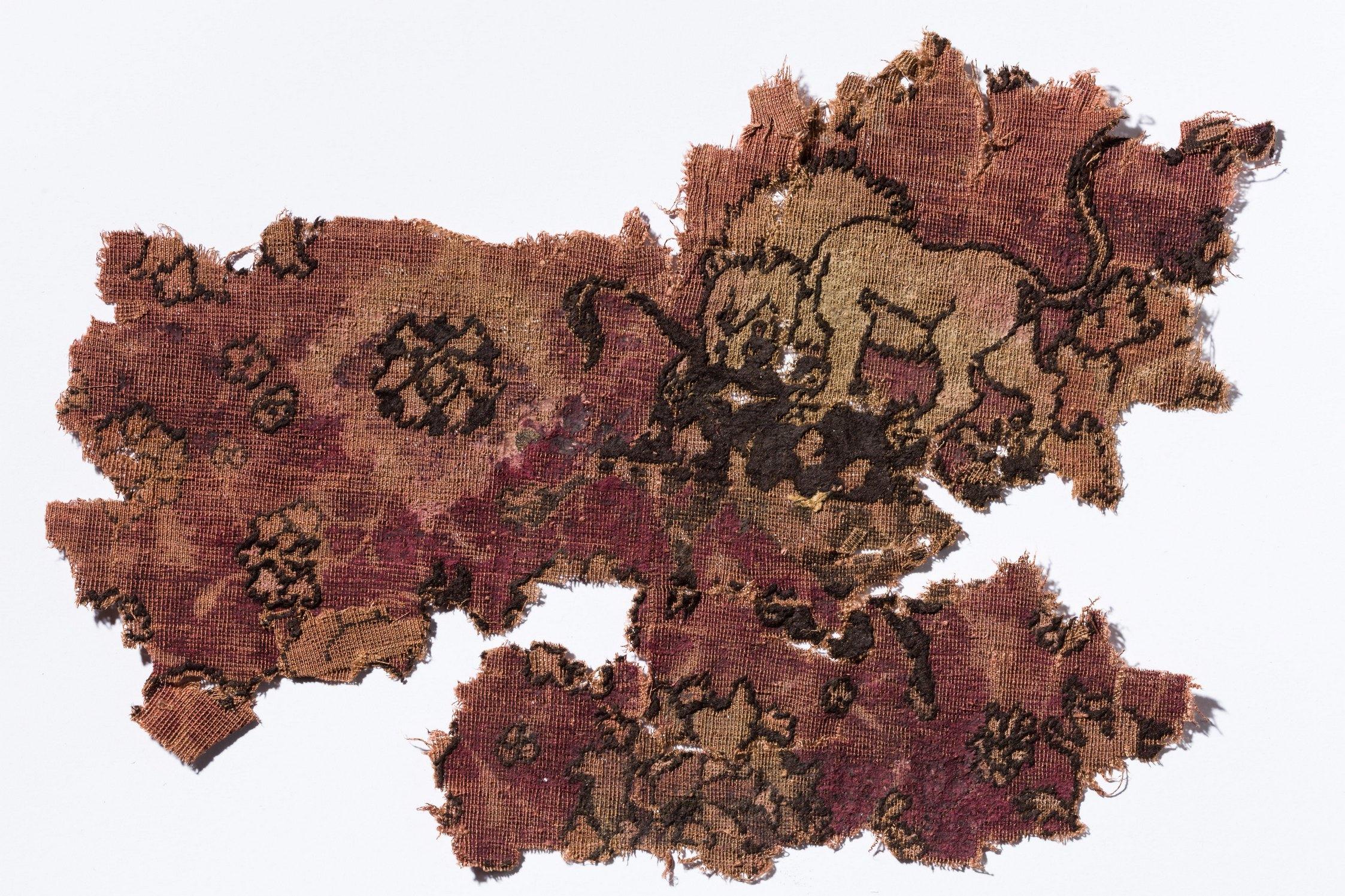 Neues vom Texel-Wrack: Ausstellung zeigt einzigartige Teppich-Fragmente