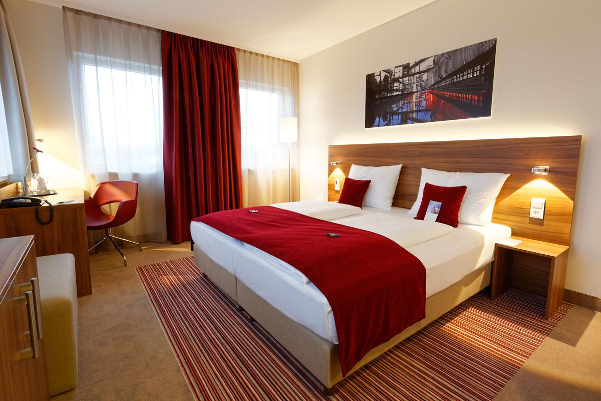 Das neue GHOTEL hotel & living Essen feierte am 16. März offizielle Eröffnung