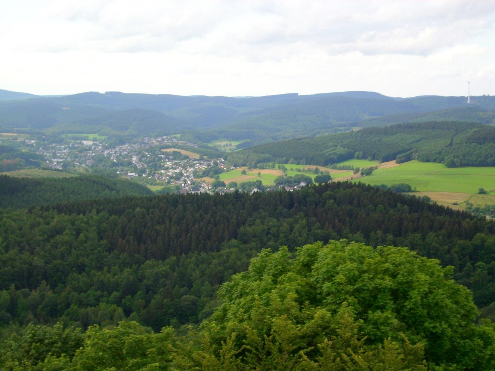 Neu: Bebildeter Reisereport Siegerland – Sehenswert