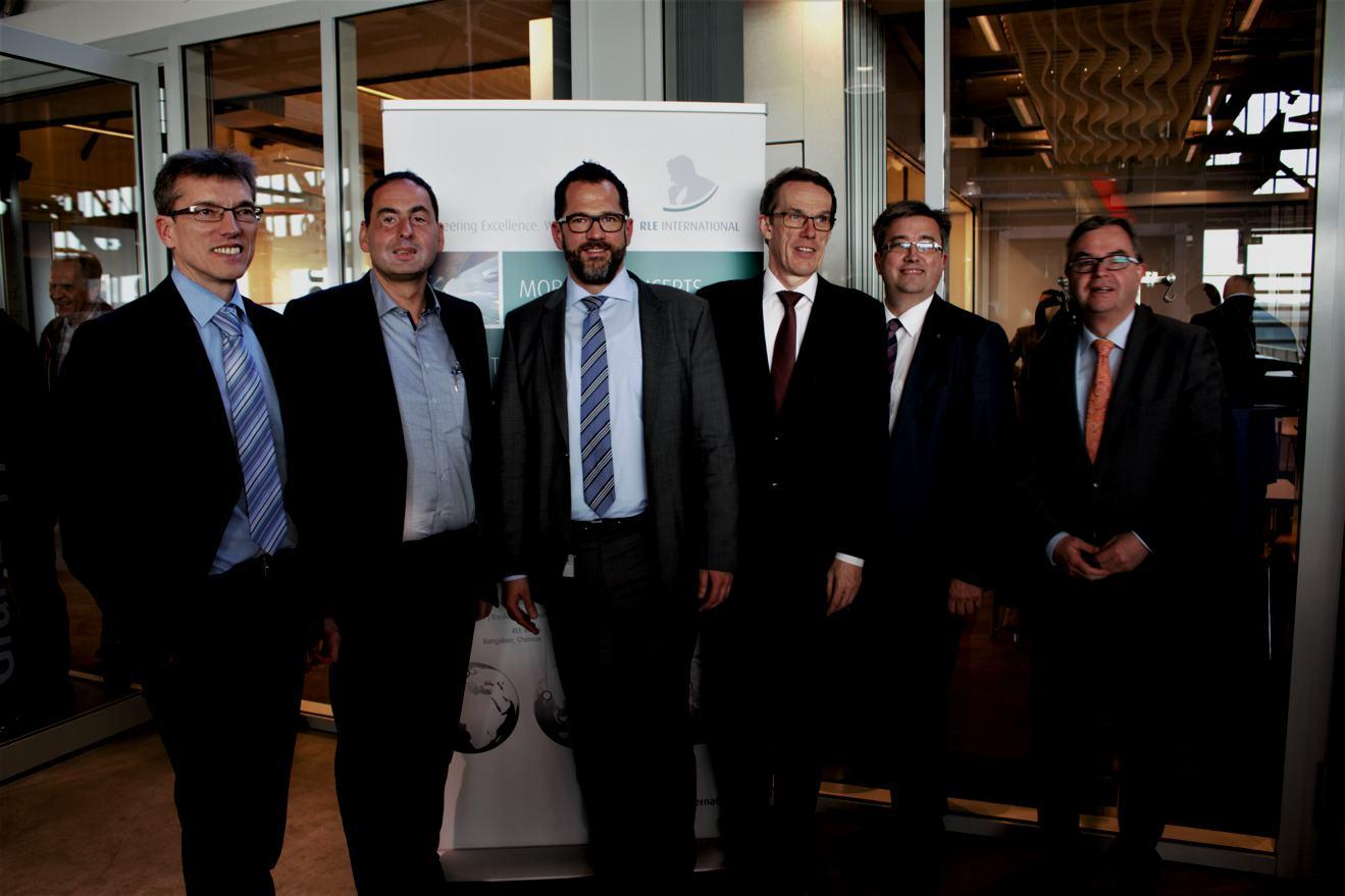 RLE International mit neuem Entwicklungszentrum