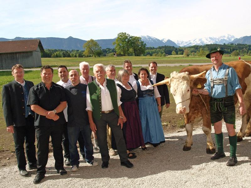 Genuss für alle Sinne in Murnau:  Wo die Liebe zur Kunst durch den Magen geht