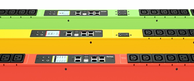 Raritan präsentiert mit der iX7™ Technologie die neueste Generation intelligneter PDUs