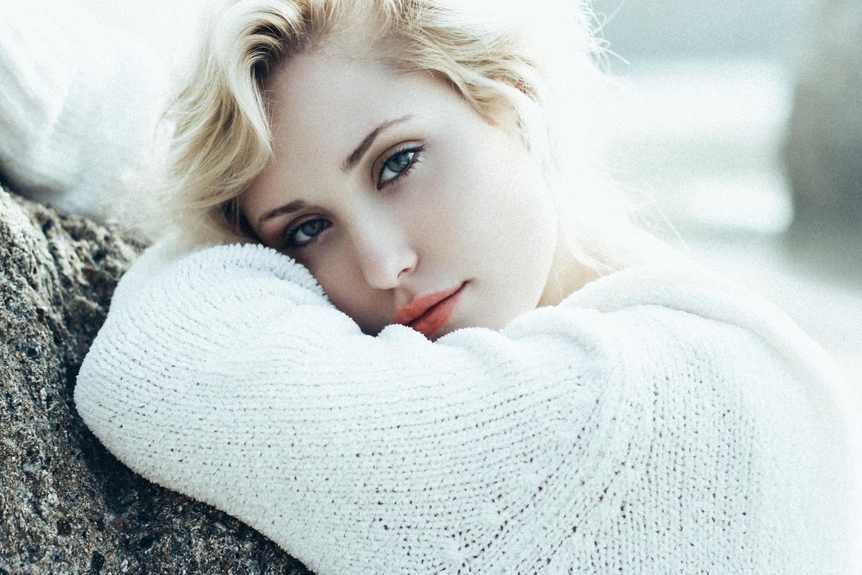 Model und Schauspielerin Hayley Amber Hasselhoff im Interview