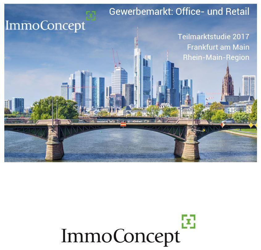 Marktanalyse: In Frankfurt werden Büroflächen knapp
