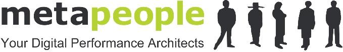 metapeople wird Premiumpartner im Bing-Partner-Programm
