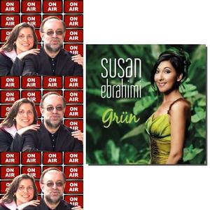 Susan Ebrahimi On Air mit Roland Rube und Ariane Kranz