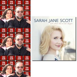 Sarah Jane Scott On Air mit Roland Rube und Ariane Kranz