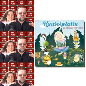 Roland Rube und Ariane Kranz On Air: Kinderplatte