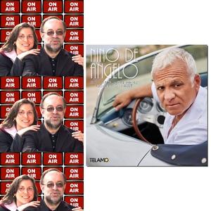 Roland Rube und Ariane Kranz On Air mit Nino de Angelo