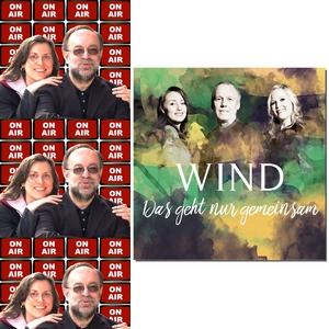 On Air mit Roland Rube und Ariane Kranz: Wind