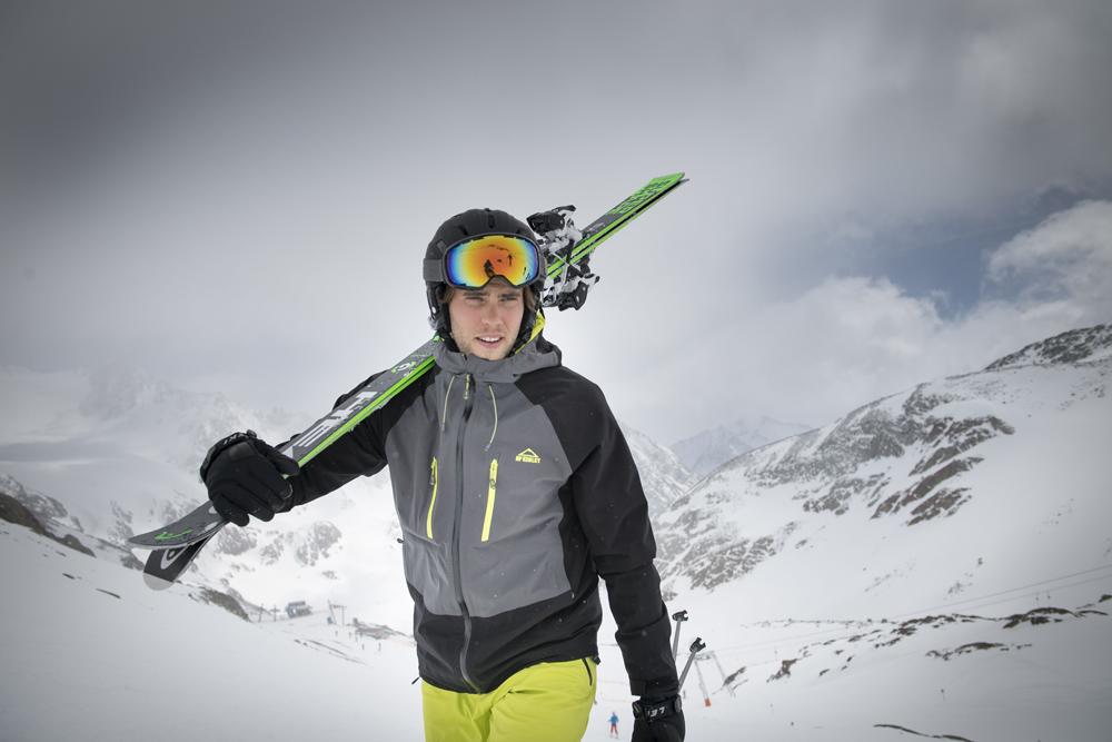 Alpiner Wintersport mit McKINLEY
