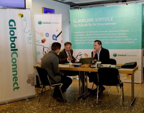 GlobalConnect erfolgreich beim Lieferantentag in Rostock