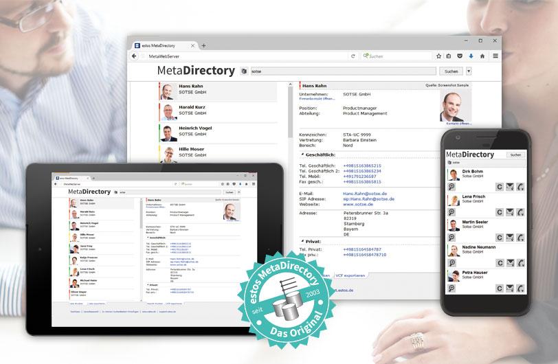 MetaDirectory 4: verbessertes Informtionsmanagement