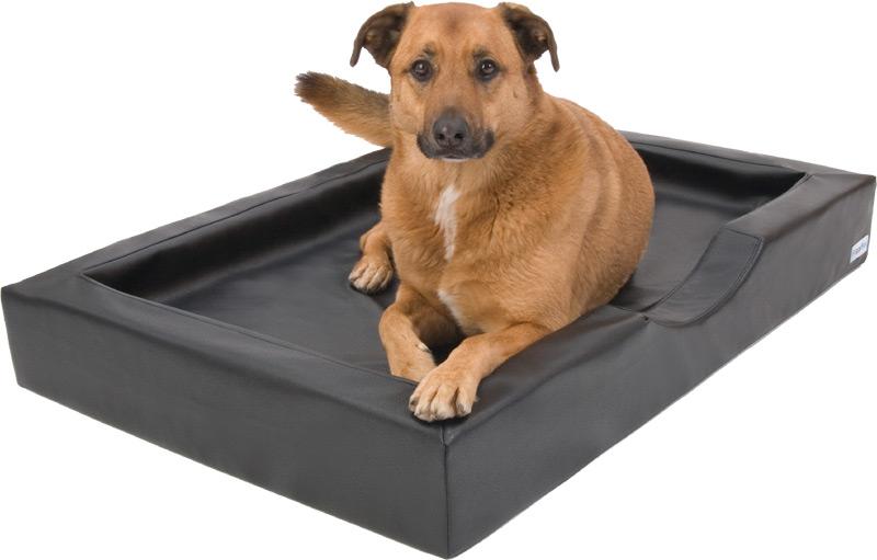 Elegante Hundekörbe mit orthopädischer Liegefläche!