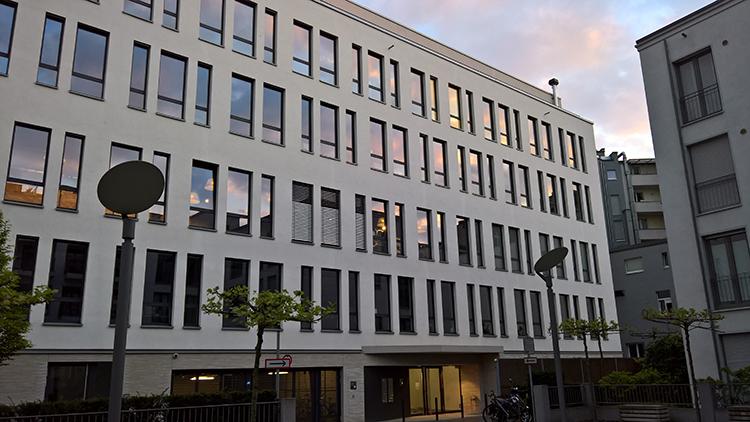 Sparring-Partner für den Mittelstand bezieht neue Zentrale in Düsseldorf