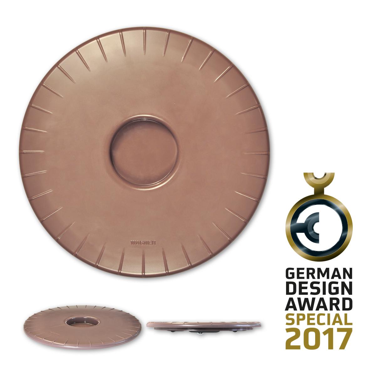 "Wagner: ""German Design Award 2017"""