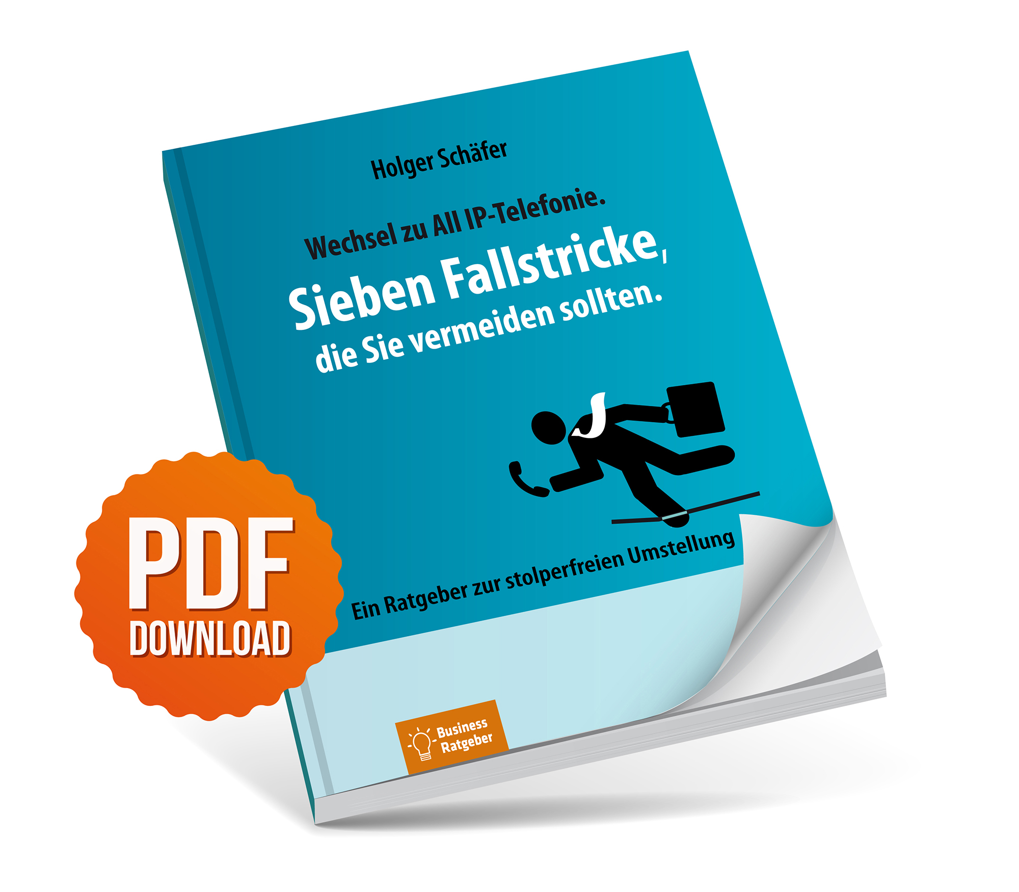 COM ADVICE verschenkt eBook zur neuen All-IP-Telefonie
