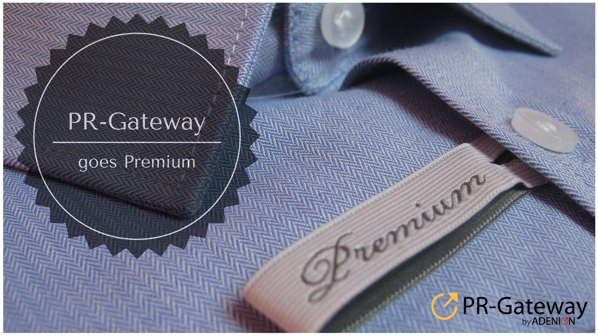 Neue Premium-Angebote bei PR-Gateway bringen Relevanz und Reichweite