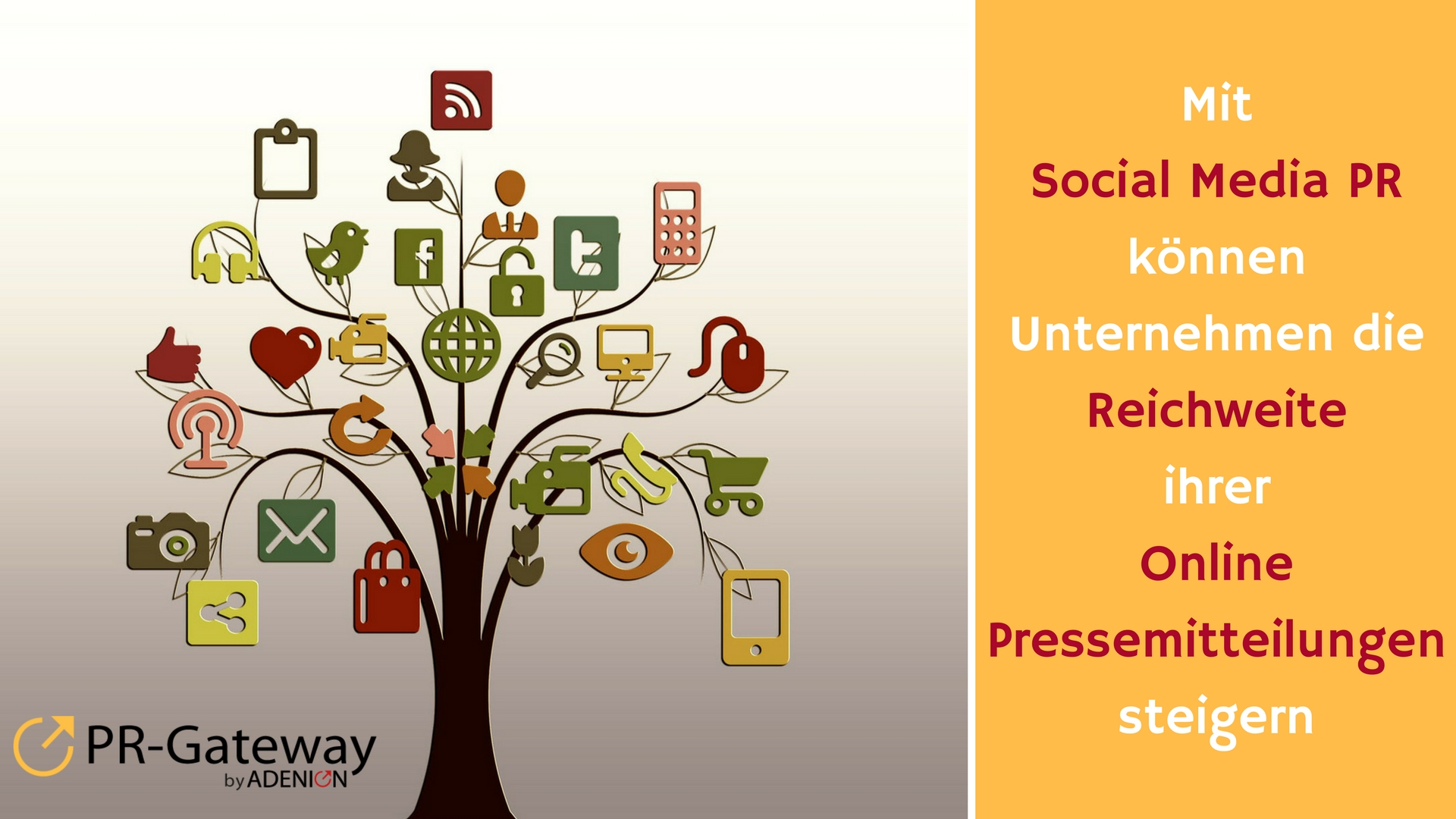 Mit Social Media PR können Unternehmen die Reichweite ihrer Online-Pressemitteilungen steigern