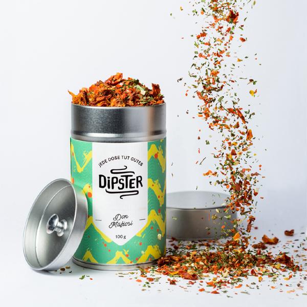 DIPSTER Dips: Genießen und dabei Gutes tun