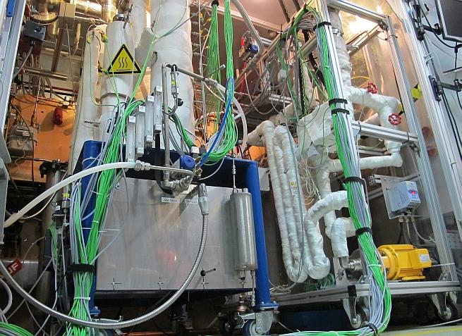 Neue Brennstoffzellen-KWK-Generation entwickelt