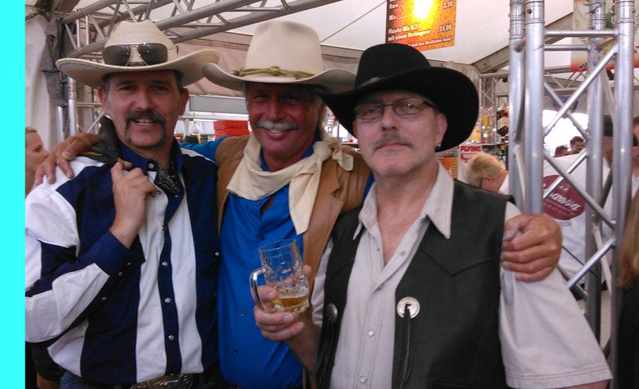 Die Cowboys sind zurück