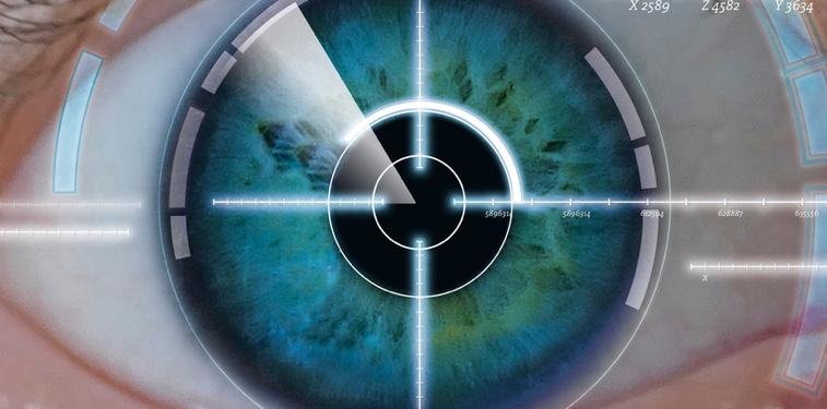 UV-Licht-Behandlung beim Augenarzt in Berlin