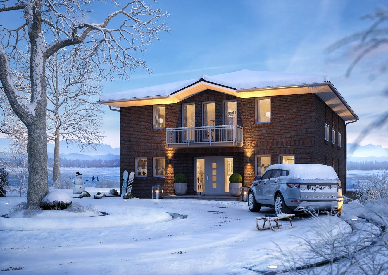 Top-Energieeffizienz und Wohnkomfort bei Viebrockhaus