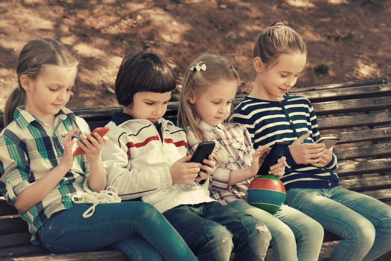 Problematischer Medienkonsum bei Kindern