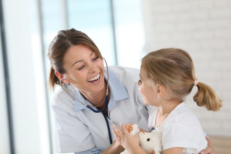 Sind Ärzte bei dicken Kindern zu tolerant?