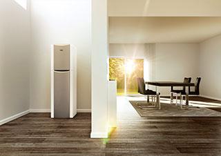 Wärmepumpe im Wohnbereich?
