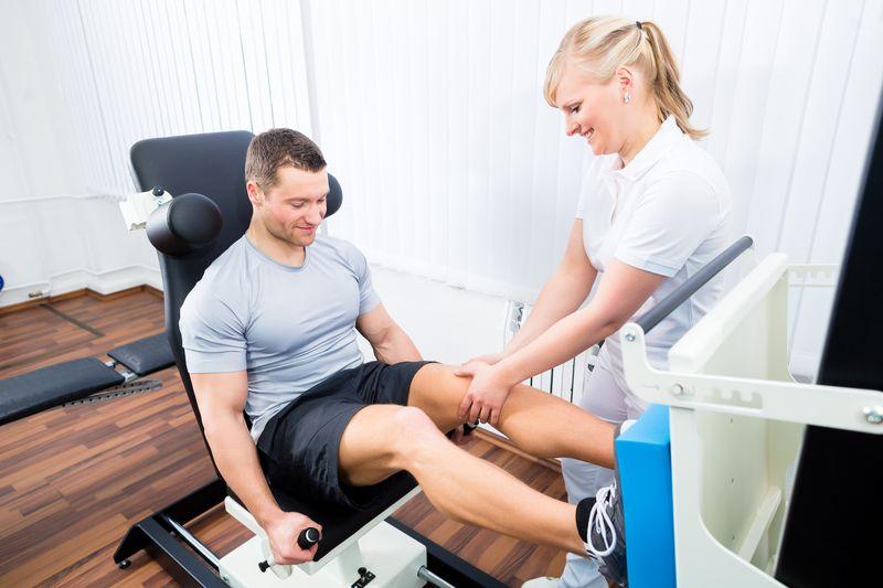 Neue Therapieoptionen bei Sportverletzungen
