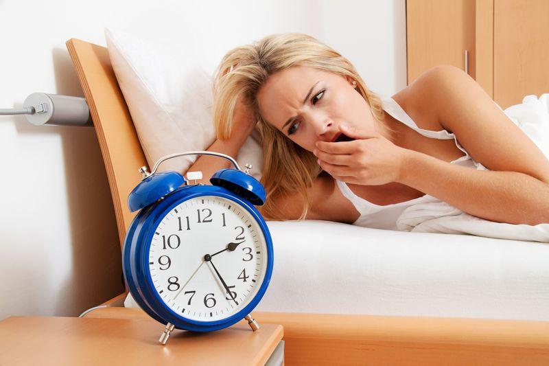 Schlaf- und Bewegungs-Mangel machen dick