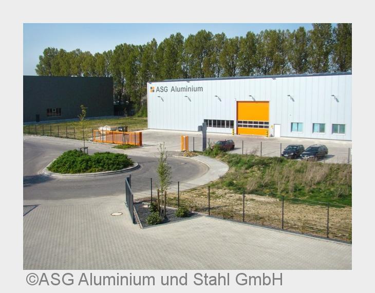 ASG Aluminium und Stahl Gruppe gewinnt Auftrag des Deutschen Bundestages