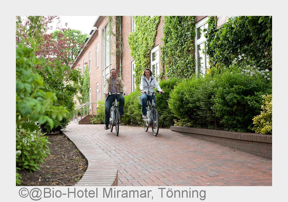 Umweltfreundlich Anreisen und ein Leihfahrrad kostenlos erhalten
