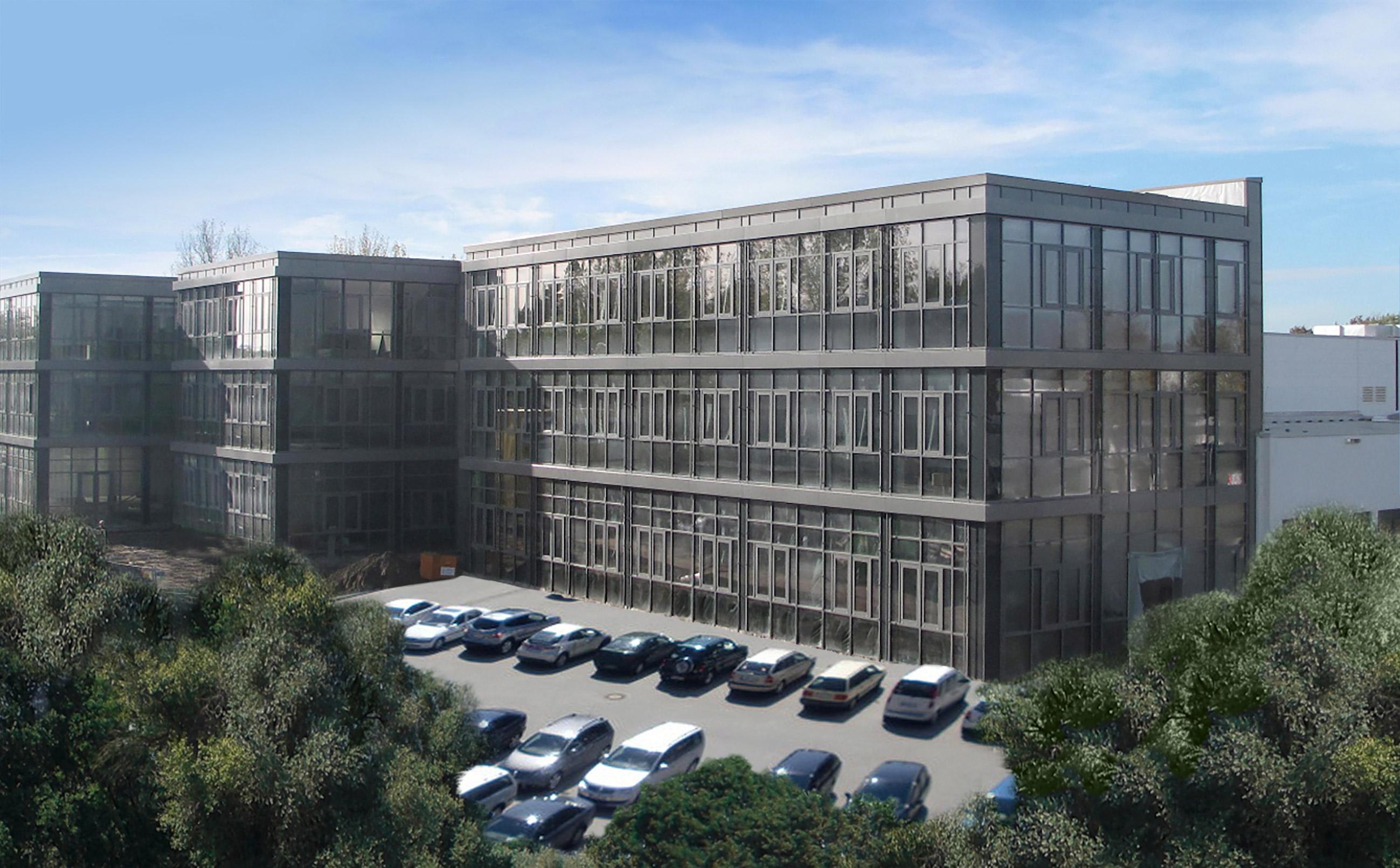 HSR zieht in neue Firmenzentrale
