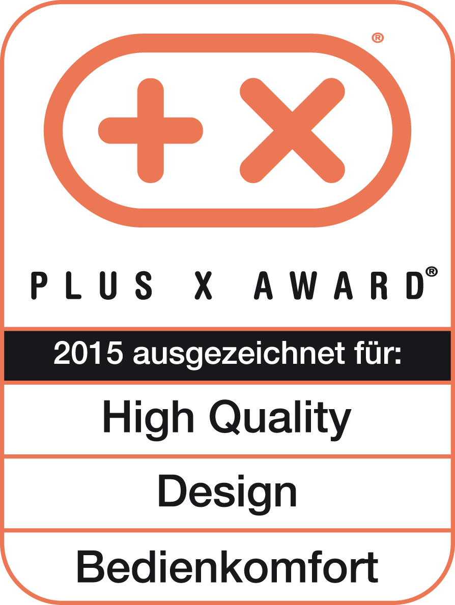 Doro Liberto#xAE 820 gewinnt PLUS X AWARD 2015