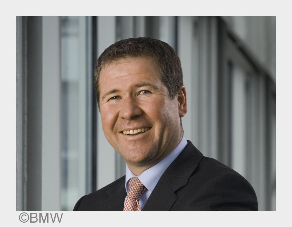 automotiveIT Kongress 2015: BMW-CIO Klaus Straub über Potentiale der Group IT