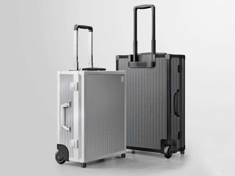 Neues Design der Aluminiumkoffer von Faisst GmbH