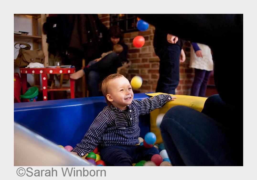 Jetzt schon testen: ''Coworking Toddler'' veranstaltet   monatliche Preview