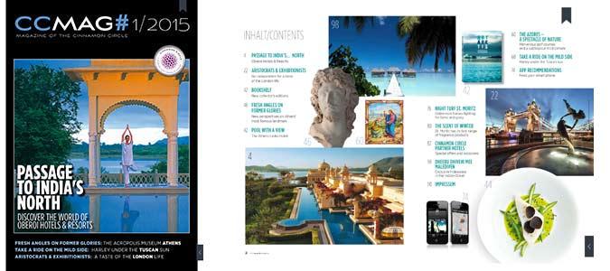 ?Cinnamon Circle proudly presents: CC Mag 1#2015.