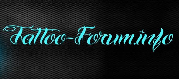 Tattoo-Foum.info die neue Tattoo Community f#xFCr die Szene