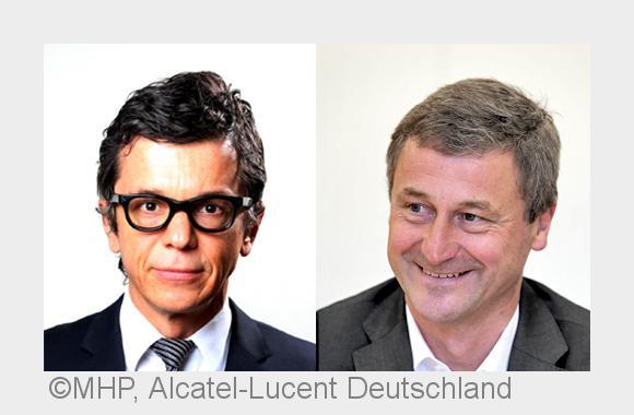 automotiveIT Kongress 2015: Hagen Radowski und Wilhelm Dresselhaus #xFCber Big Data im Car-to-Car-Bereich