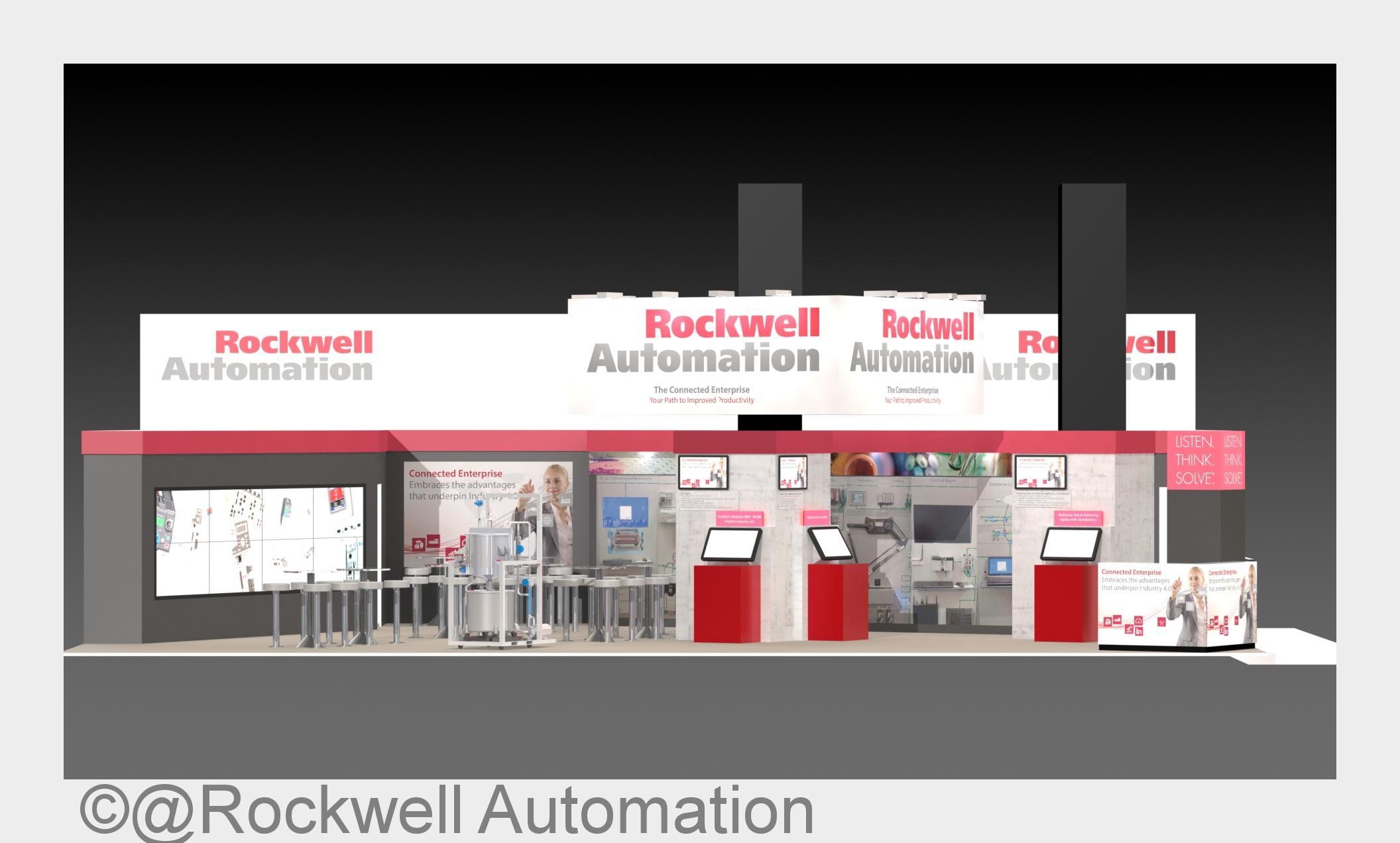 The Connected Enterprise und Industrie 4.0: Rockwell Automation auf der Anuga FoodTec 2015 mit umfassenden L#xF6sungen f#xFCr die Nahrungsmittelindustrie