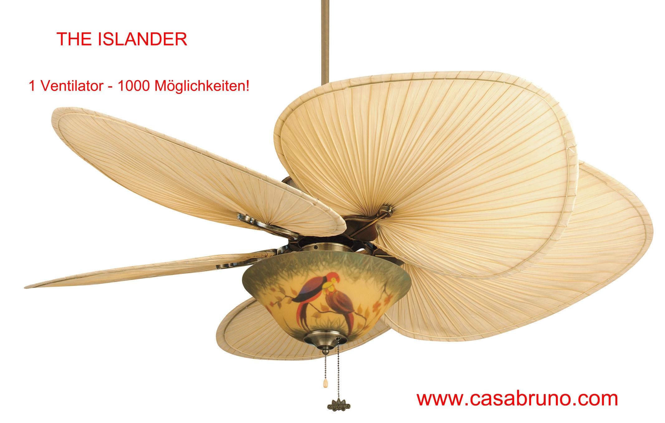 Ein Ventilator - 1000 M#xF6glichkeiten