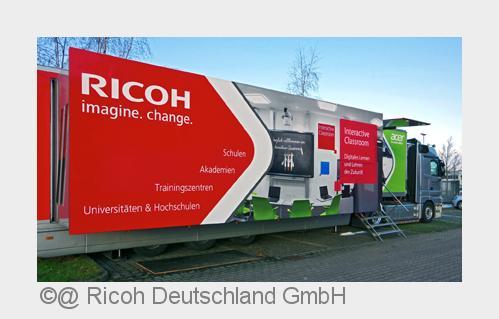 Ricoh und Acer zeigen Interactive Classroom auf der didacta